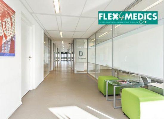 Flex4Medics hal Amersfoort 2