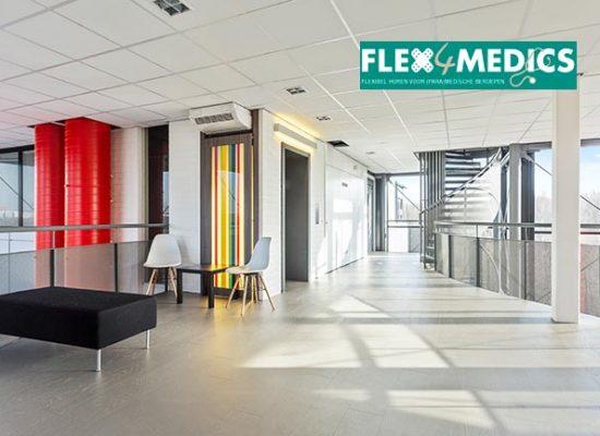 Flex4Medics hal Amersfoort 3