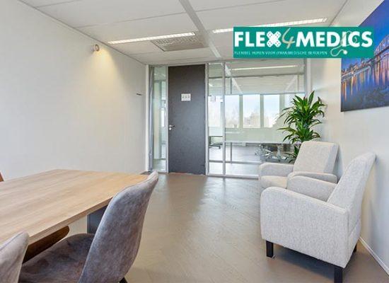 Flex4Medics kantoor 2 Amersfoort