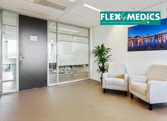 Flex4Medics kantoor 3 Amersfoort
