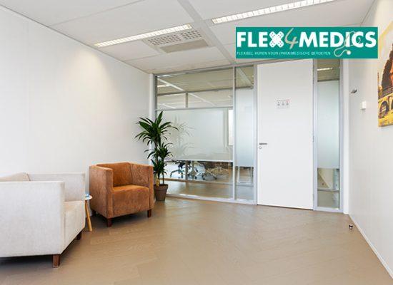 Flex4Medics kantoor 6 Amersfoort