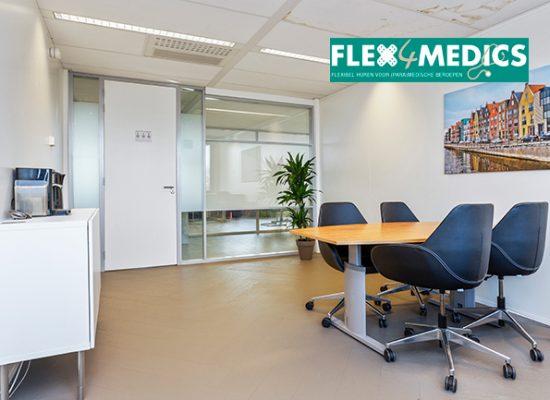 Flex4Medics kantoor 8 Amersfoort