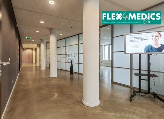 Flex4medics Entree Eindhoven