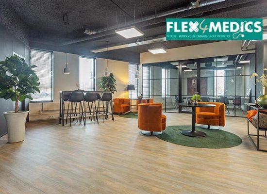 Flex4medics Huiskamer 4 Eindhoven