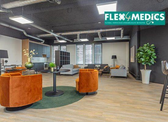 Flex4medics Huiskamer Eindhoven