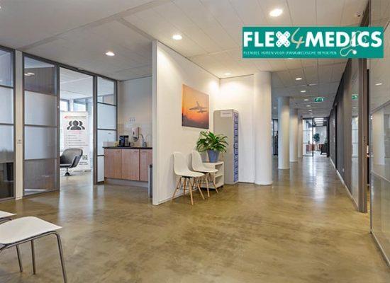 Flex4medics wachtruimte 2 Eindhoven