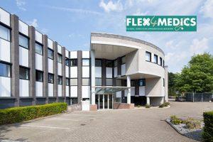 Flex4Medics Breda parkeren