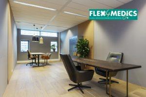 Flex4Medics Spreekkamer Zwolle