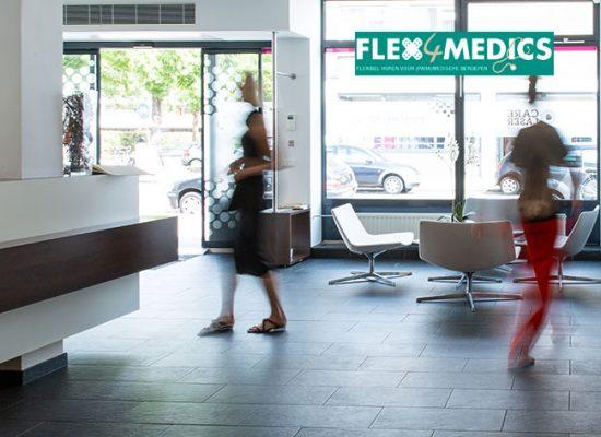 Operatiekamer Amsterdam Zuid - Flex4Medics - entree