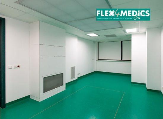 Operatiekamer Amsterdam Zuid - Flex4Medics - operatiekamer klasse 2