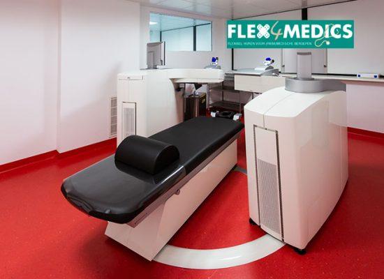Operatiekamer Amsterdam Zuid - Flex4Medics - operatiekamer klasse 2 - rood