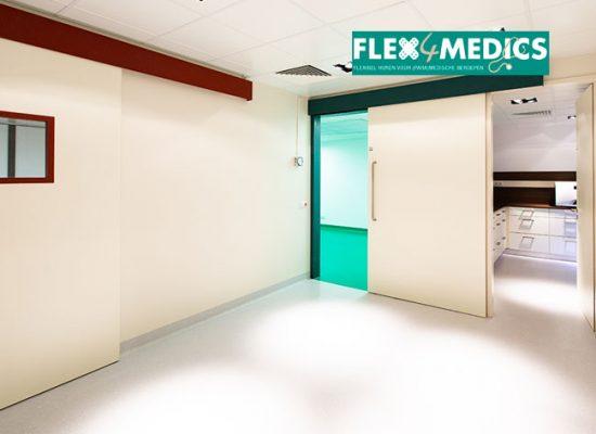 Operatiekamer Amsterdam Zuid - Flex4Medics - sluis