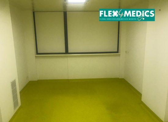 Amsterdam Zuid - Flex4Medics - 2e graads behandelkamer