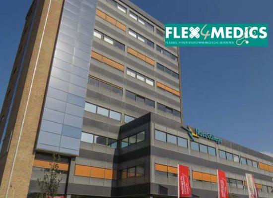 Flex4Medics Haarlem Gebouw