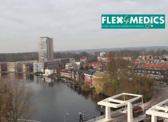 Flex4Medics Haarlem Uitzicht