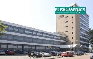 Flex4Medics Haarlem parkeren